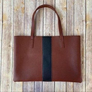 Vince Camuto Luck Vegan Leather Tote Bag